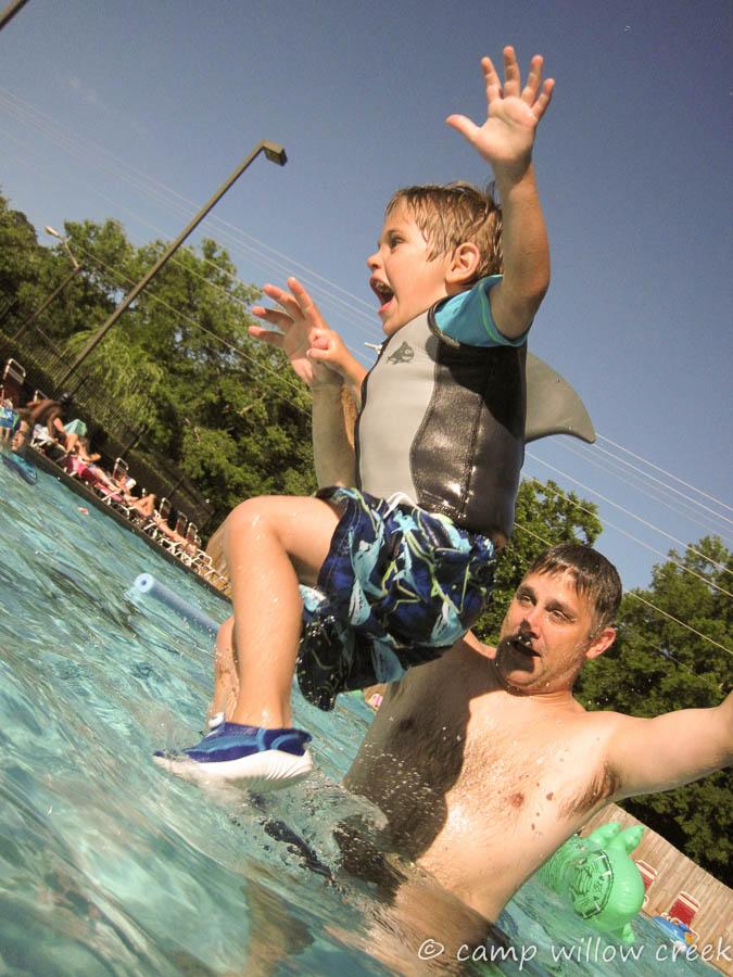 Big Pool Fun