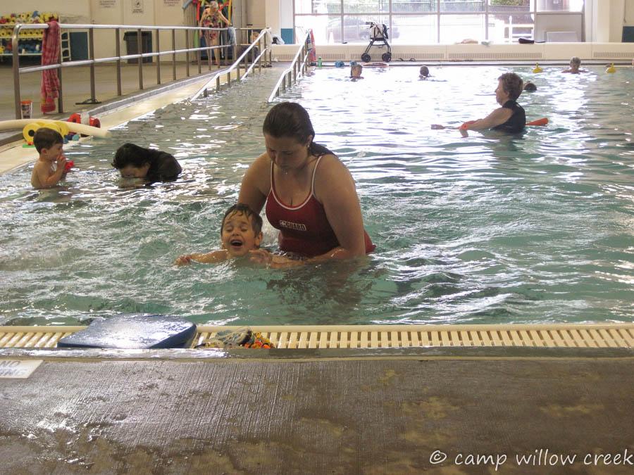 Swim Class Number 5