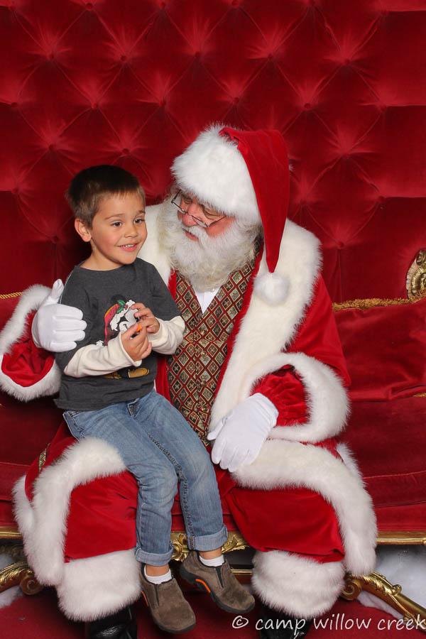 Its Santa!