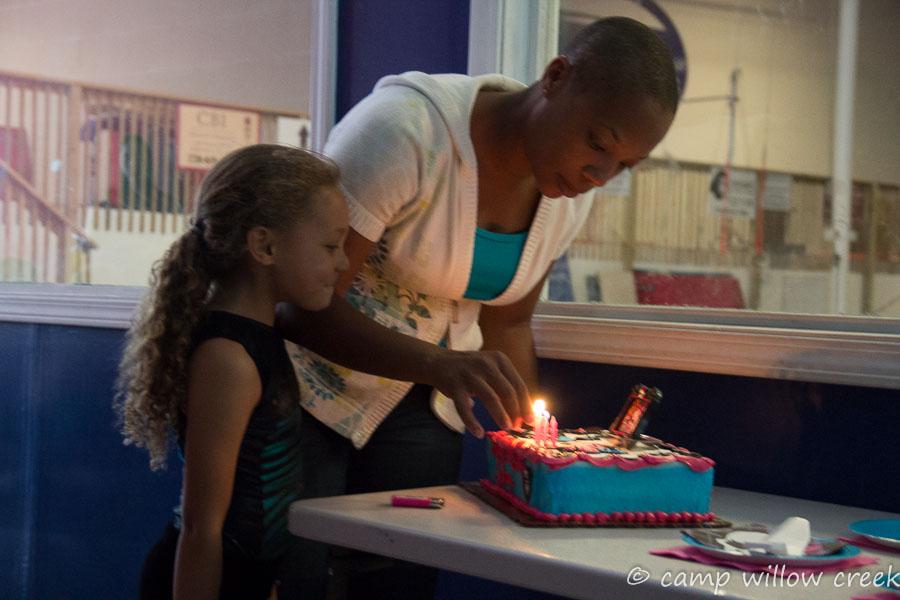 Sydney's Sixth Birthday