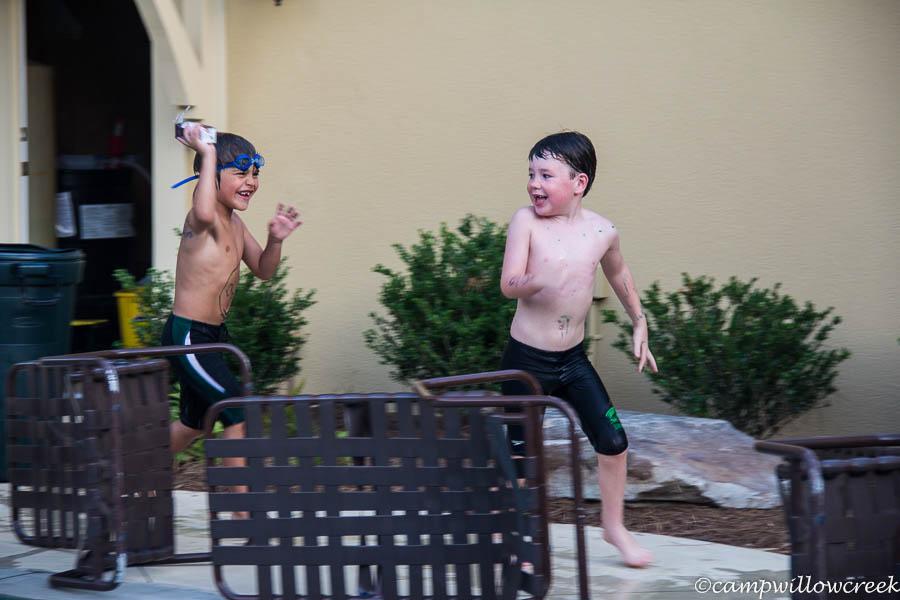Swim Meet vs Sibley Forest