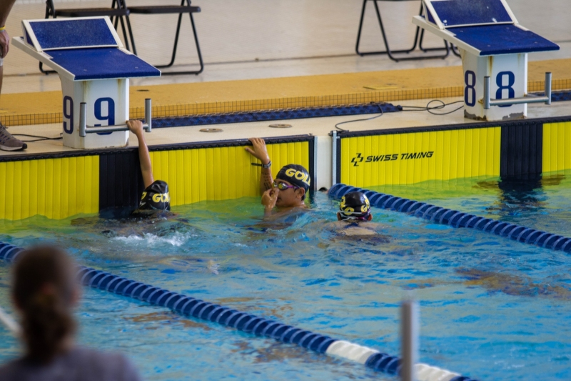 Long Course Open - Day 1