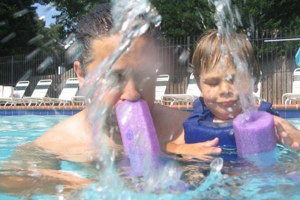 06/25/2011 – More Swimming