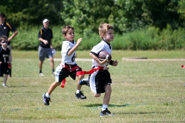 Nate's Football Game