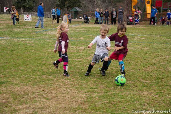 Y Soccer