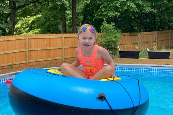 Queen of the Pool